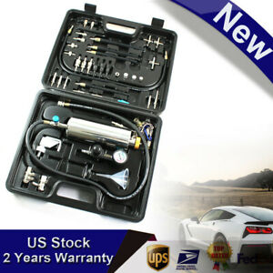 Hot C100 120psi Non Dismantle Injector Cleaner Tester Fuel System F Petrol Car