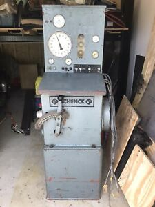 1964 Schenck Dynamometer For Volkswagen And Possibly Porsche 356 Vw Dyno
