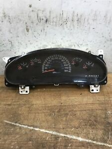 Dodge Ram 2500 Instrument Gauge Cluster Speedometer Fits 2000