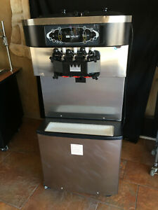 Taylor C713 27 Soft Serve Ice Cream Frozen Yogurt Machine 1ph