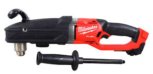 Milwaukee 2809 20 M18 Fuel Super Hawg 1 2 Right Angle Drill bare Tool