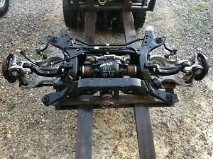 2015 2019 Ford Mustang Shelby Gt350 Rear End Axle Differential Assy Torsen 3 73