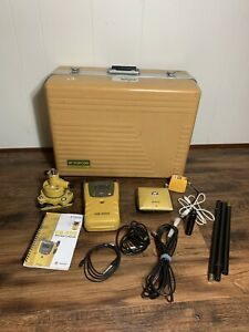 Topcon Gb500 Gnss Gps Receiver And Pg a1 Gps Gnss Antenna Glonass Enabled Case