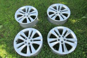 11 12 13 14 15 Chevrolet Cruze 18 Factory Original Wheel Rim Set With Tpms