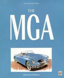 The Mga Buying History Numbers Racing Ads Book Williams 1500 1600 Twin Cam