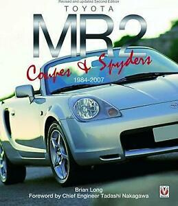 1984 2007 Toyota Mr2 Coupe Spyders Book