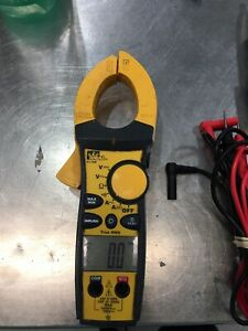 Ideal 61 768 Digital Clamp On Meter