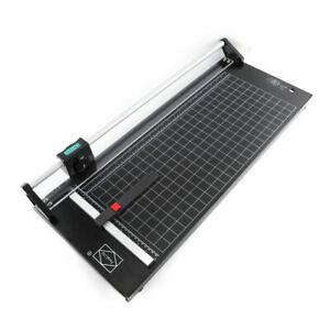 36 Rotary Paper Trimmer Portable Precision Photo Film Sharp Cutter Professional