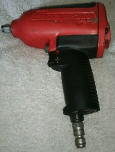 Snap On 1 2 Drive Super Duty Impact Wrench Mg725 1 2 Air Gun