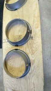 Corvette Trim Rings First Design Used