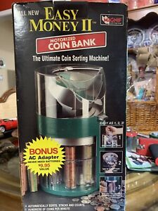 Magnif Easy Money Motorized Coin Sorting Machine