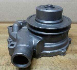 Clark Forklift Continental Enginesnew Water Pump Tm27k6102 5 1 2 Pulley