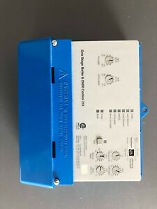 Tekmar One Stage Boiler Dhw Control 251 W Outdoor Sensor Tested Working