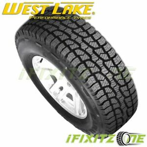 1 Westlake Sl369 285 70r17 117t Sl All Terrain A t M s Rated Truck Suv Tires
