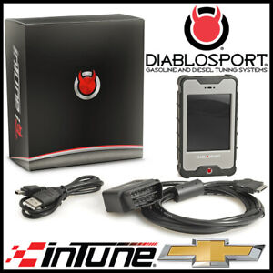 Diablo Sport Intune I3 Platinum Programmer Tuner For 1999 2013 Chevy Avalanche