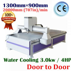 51in X 98in Multifunctional Woodworking Cnc Router Machine With Vacuum System
