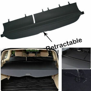 For 2009 2013 Subaru Forester Cargo Cover Privacy Trunk Shade Security Shield