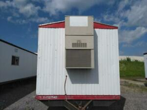 Used 2001 10 X 50 Office Trailer Sn 0122542 St Louis Mo