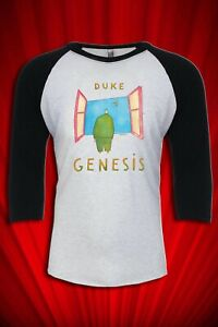 Duke 1980 Vintage Tour Concert Jersey Free Shipping Turn It On Again
