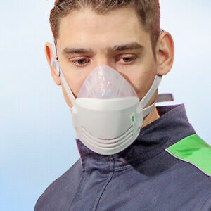 Reusable Breathable Protection Emergency Gas Mask Respirator Filter Chemical Mgi