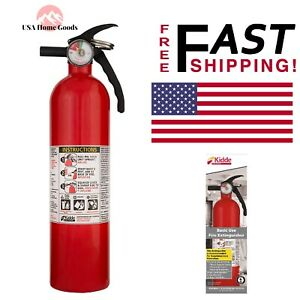 1 a 10 b c Recreational Fire Extinguisher Disposable Dry Chemical Multi purpose
