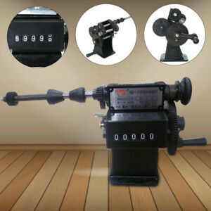 Counting Winder Machine Coil Winding Machine Dual Purpose Electric manual Hand