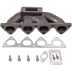 Cast Iron Turbo Manifold For Honda Civic 1988 2000 B16 B18 B20 Honda B Series