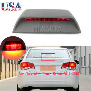 Tail Light High Brake Lamp For Chevrolet Cruze Sedan 2011 2012 2013 2015 3rd Usa