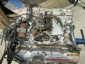 1963 Oldsmobile 215 Cid Engine 215 Cid V8 Aluminum Engine Hot Rod