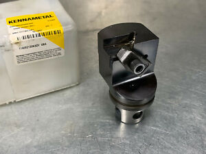 Kennametal Km32 Top Notch Indexable Grooving Tool Holder Seat Size 4