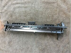 A B Dick Printing Press Parts 9800 Plate Clamp Assembly