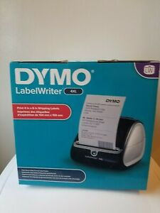 Dymo Labelwriter 4xl Label Thermal Printer Black 1755120 Free Shipping