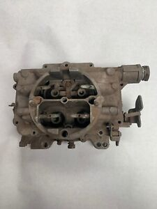 Carter Carburetor Afb 4bbl Parts Lot Core Mopar J16764