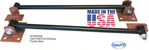 Ford Mustang Traction Bars Pair 1965 1966