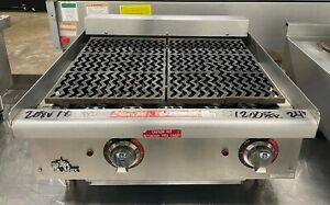 Star 5124cf 24 Radiant Electric Charbroiler