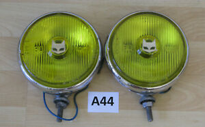 Marchal 810 Fog Driving Lights Pair Carello Hella Cibie