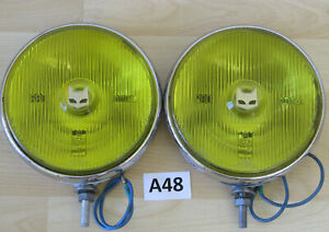 Marchal 880 Fog Driving Lights Pair Carello Hella Cibie