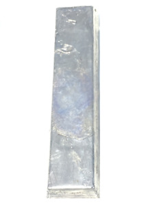 Pure Lead Ingot 99.9% Lead Bars Stamped (Lead and numbered) 5 pounds $28.99