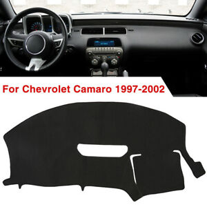 For Chevy Camaro 1997 2002 Car Dash Cover Mat Dashboard Pad Interior Protector