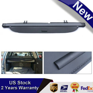 Rear Trunk Security Cargo Cover Shield Luggage Shade For 06 12 Toyota Rav4
