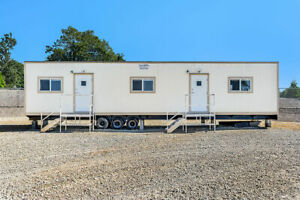 New 2020 10x50 Office Trailer With Restroom Nashville Tn