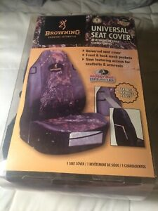 Browning realtree Universal Fit Bucket Seat Cover Mossy Oak Camo