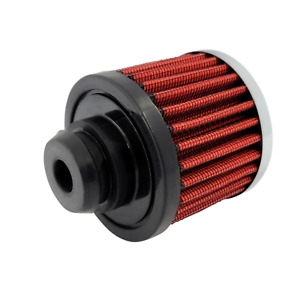 Push In Breather Filter For Engine Valve Cover Fits Chevy 1 1 4 Hole