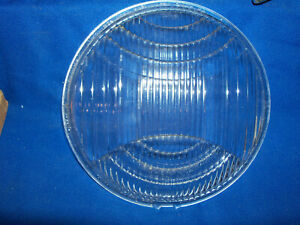 1932 1933 Graham Paige New Old Stock Headlamp Lens Nice Noproblems