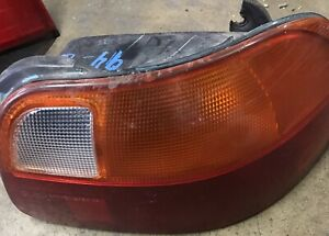 1993 1997 Honda Del Sol Right Passenger Side Tail Light Oem