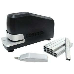 Bostitch Impulse 25 Electric Stapler With Staples And Staple Remover Black