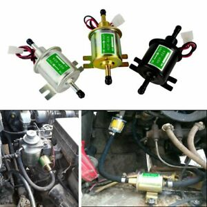 High Quality Low Pressure Universal Gasoline Electric Fuel Pump For Motorcycle