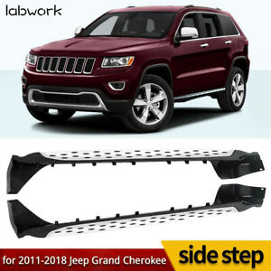 Fit For 2011 2020 Jeep Grand Cherokee Side Step Oe Style Nerf Bars Running Board