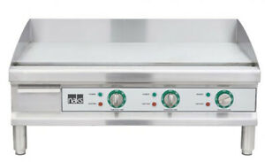 Naks 36 Ul Electric Countertop Griddle