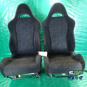 2003 Acura Rsx Oem Factory Lh Rh Driver Passenger Front Seats Dc5 K20a3 A34